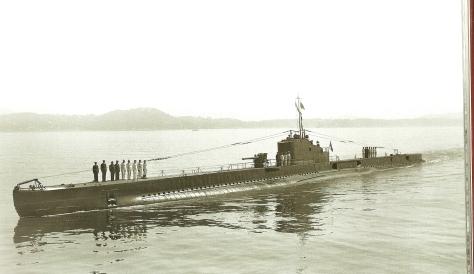Le Casabianca, un sous-marin de 1500 tonnes type Pascal