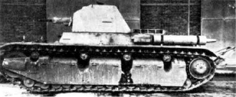 Le prototype AMX-39