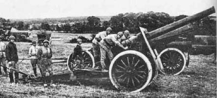Canon de 155mm modèle 1877/14