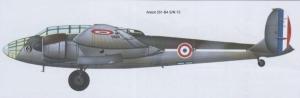 Bombardier moyen Amiot 351