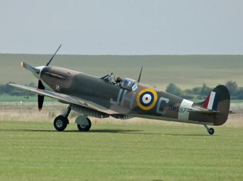 Supermarine Spitfire MkV