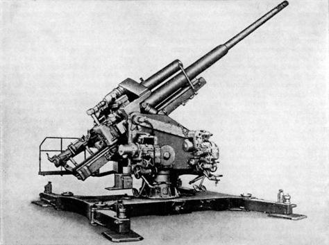 12.8cm Flak 40