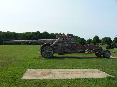 17cm Kanone 18
