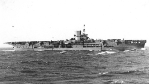 HMS Ark Royal en 1939