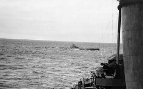 HMS Clyde classe River (ou classe Thames)