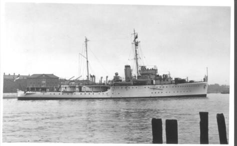 sloop HMS Grimsby