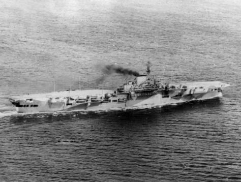 Le HMS Implacable (R-86)