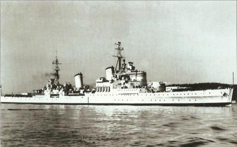 Le HMS Liverpool