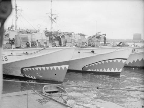 Vedettes lance-torpilles britanniques