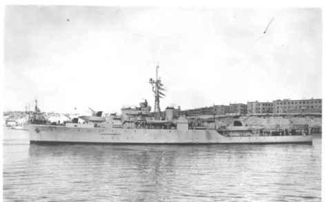 HMS Actaeon