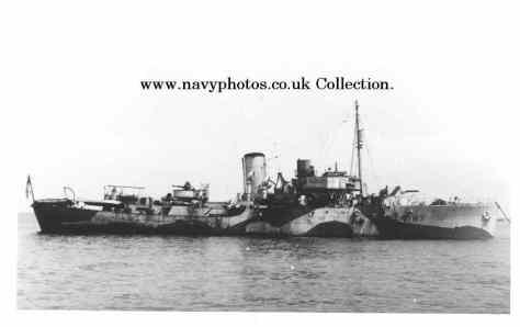 HMS Armeria
