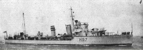 HMS Hyperion