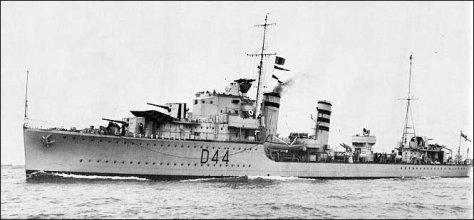 HMS Imogen