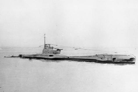 HMS Thistle
