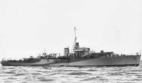 HMS Waveney