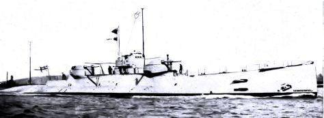 Le HMS X1