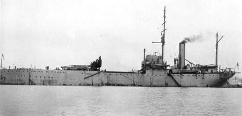 HMS Ark Royal futur HMS Pegasus