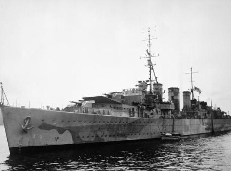 HMS Latona
