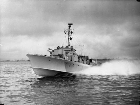 La MTB-2 était un des navires proposé par la firme BPB.