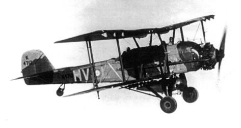 Vickers Vildebeest
