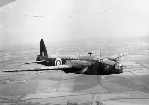 Vickers Wellington B. Mk II