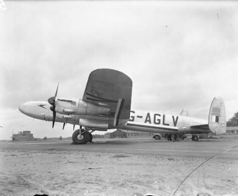 Avro 691 Lancastrian