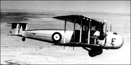 Vickers type 264 Valentia