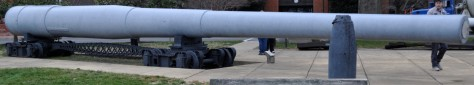 Canons de 406mm Mark 2 & 3 3
