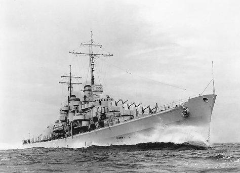 USS Atlanta (CL-51) 2