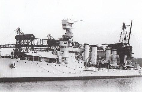 USS Omaha 1937