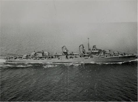 USS Daly (DD-519)