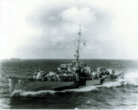 USS Howard F. Clark (DE-533) 2