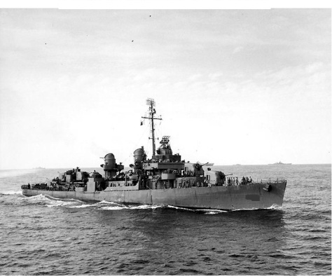USS Stephen Potter (DD-538) 2