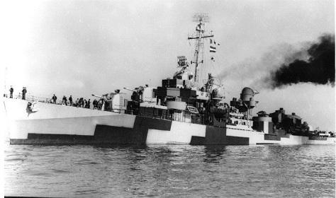 USS Yarnall (DD-541) 2