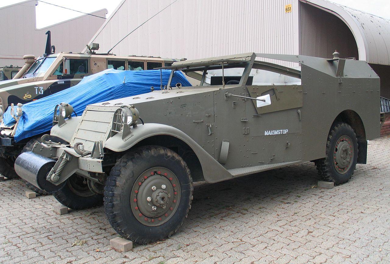 M-3 Scout Car 47