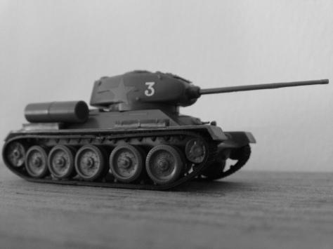 T-34 model 85 2