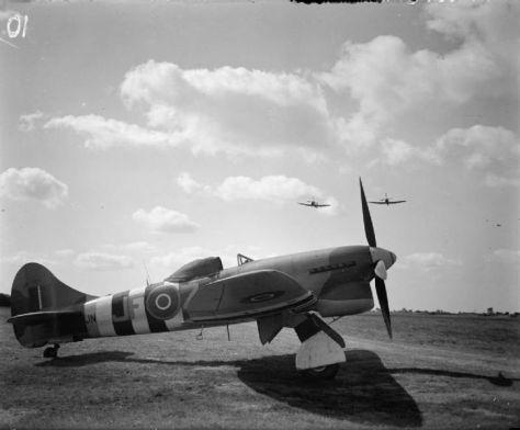 Hawker Tempest Mk V 2