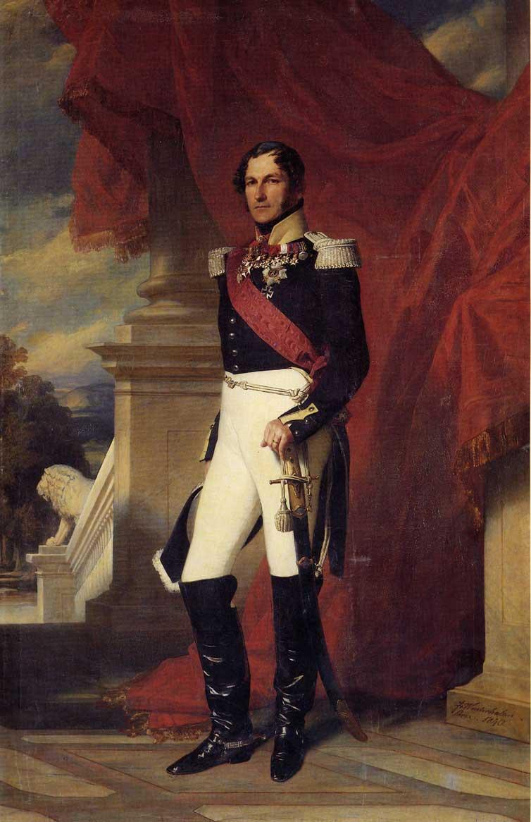 Léopold 1er (1831-1865) 44