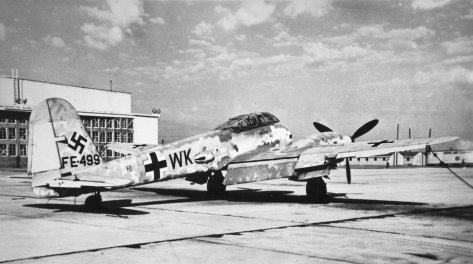 Messerschmitt Me410 16